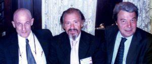Jean-Marie Parel, Giancarlo Falcinelli, Emmanuel Lacombe
